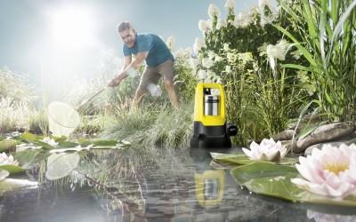 Съвети за почистване на градинско езерце