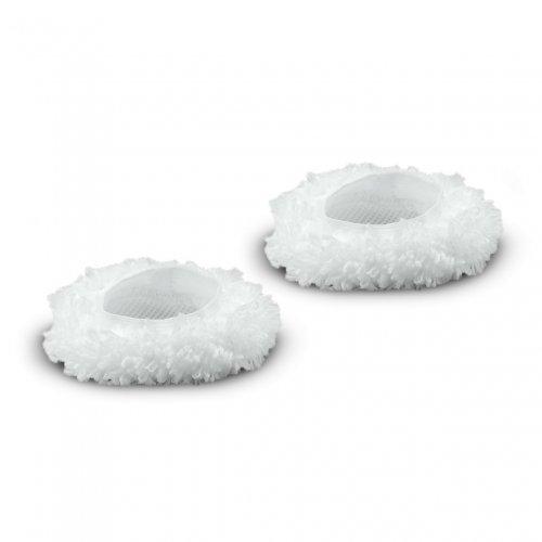 Микрофибърна кърпа за кръгла четка