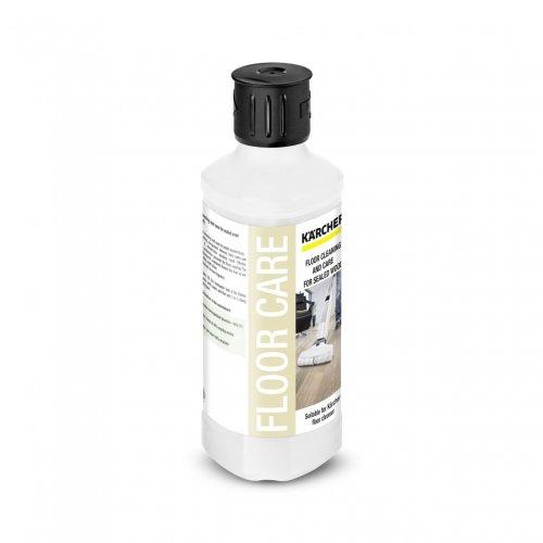 Подопочистващ препарат за запечатани дървени подове, 0.500l