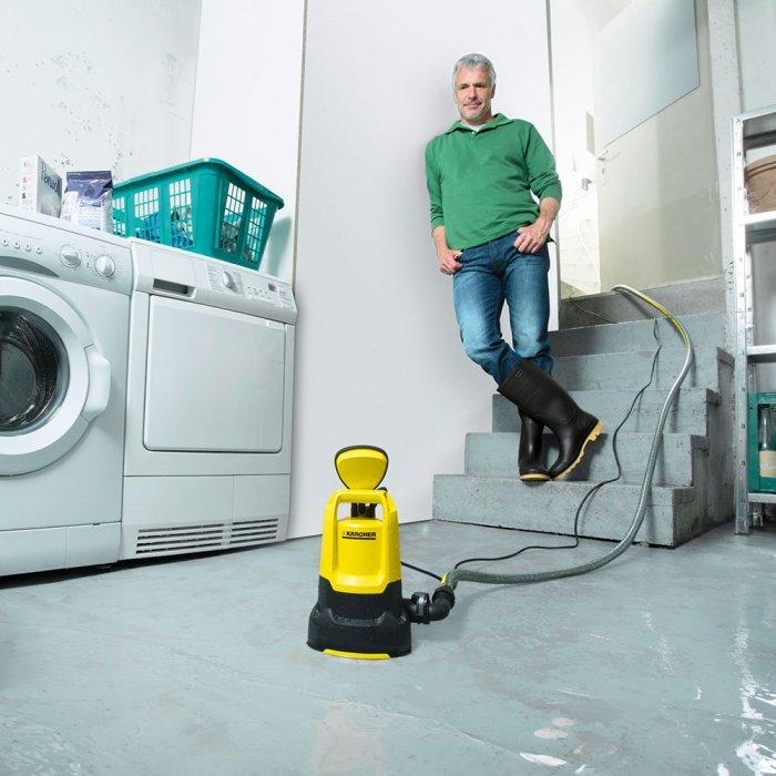 Потопяема помпа за чиста вода Karcher SP 2 Flat