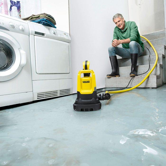 Потопяема помпа за мръсна и чиста вода Karcher SP 5 Dual