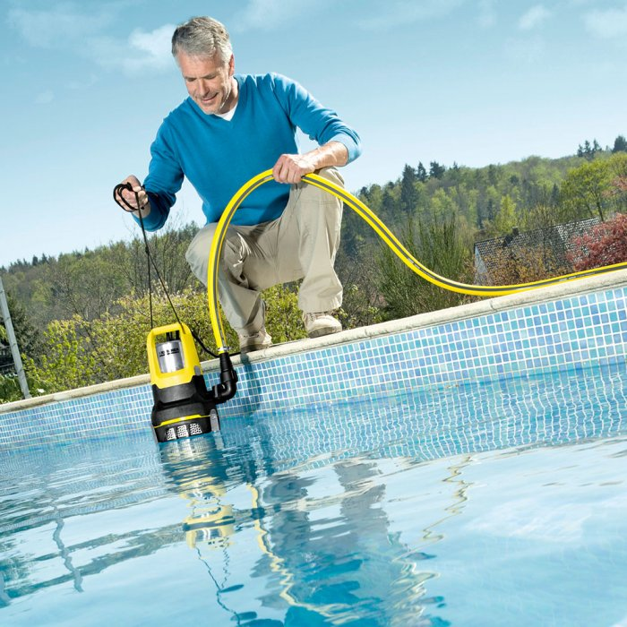 Потопяема помпа за чиста вода Karcher SP 6 Flat Inox