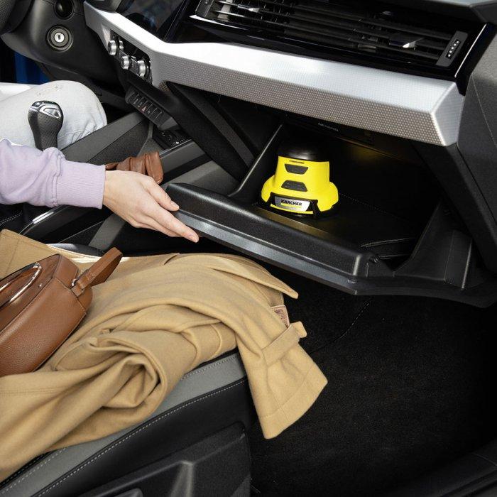 Акумулаторна стъргалка за автомобил Karcher EDI 4