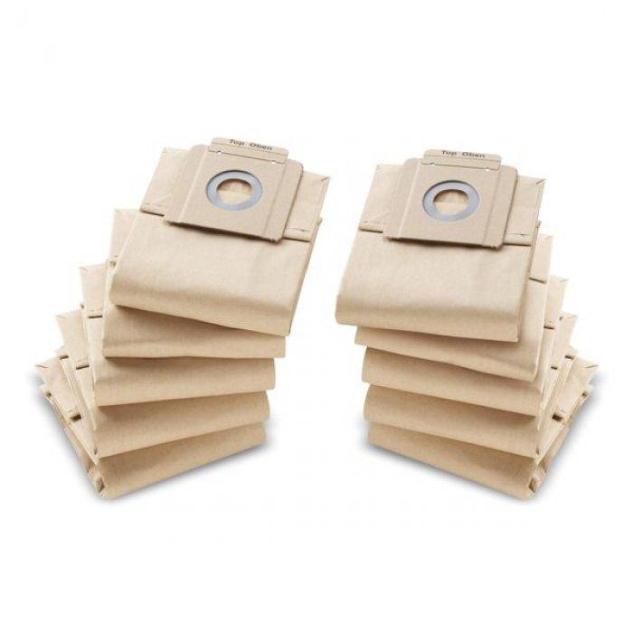 Хартиени филтърни торби за T7/1, T9/1, T10/1 - 10 броя