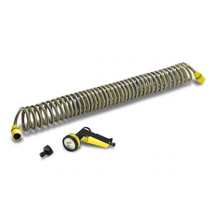 Стартов комплект спирален маркуч, 10 м