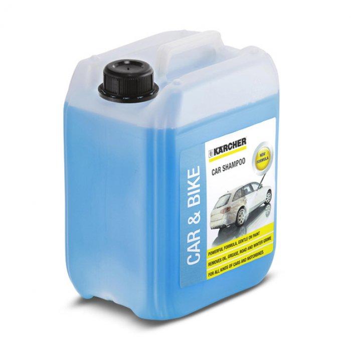 Автомобилен шампоан за водоструйка или ръчно