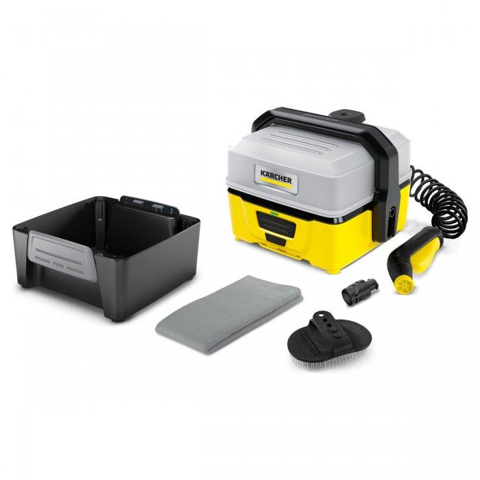 Уред за мобилно почистване Karcher OC 3 Pet