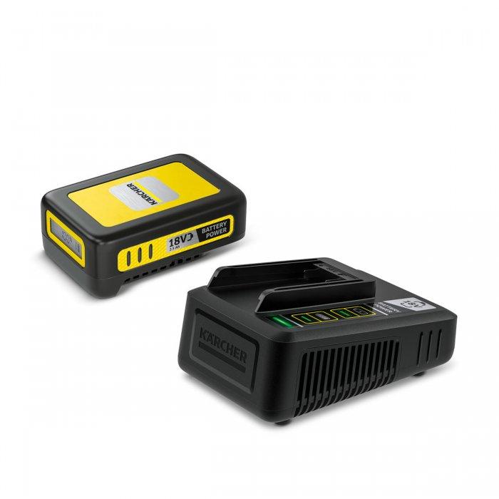 Комплект батерия + зарядно Starter Kit Battery Power 18/25 (18V/2.5A)