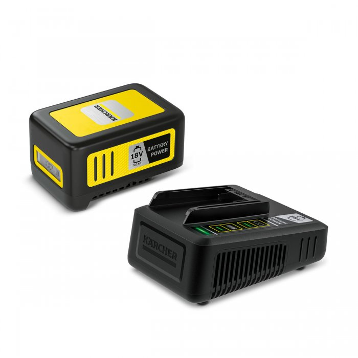 Комплект батерия + зарядно Starter Kit Battery Power 18/50 (18V/5.0A)
