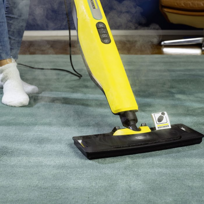 Парочистачка Karcher SC 3 Upright EasyFix